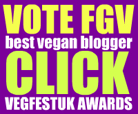 Vote for this blog in the 2014 VegFest Awards
